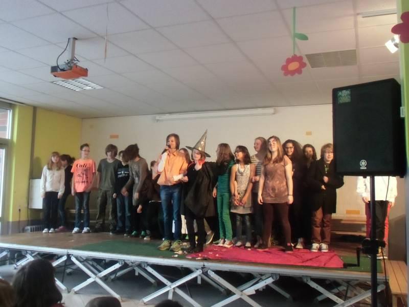 Kraichgauschule Gondelsheim: Mu00e4rchenstunde in der ...